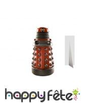 Silhouette de Dalek le drône rouge, Doctor who