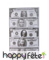 Set de faux dollars, billets, image 2