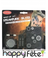Set de maquillage steampunk