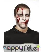 Set de maquillage zombie sans paraben, image 1