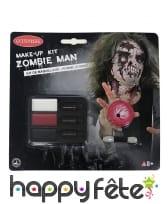 Set de maquillage zombie sans paraben, image 3
