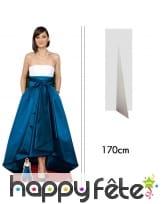 Silhouette de Marion Cotillard, taille réelle