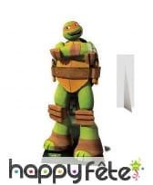 Silhouette de Michelangelo taille réelle