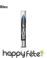 Sitck de maquillage fluo visage et corps, UV 3g, image 3