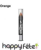 Sitck de maquillage fluo visage et corps, UV 3g, image 5