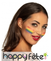 Stick de maquillage gaypride 6 en 1, image 1