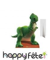Silhouette de Rex en carton, Toy Story