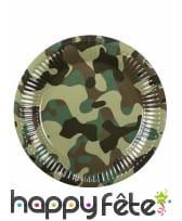 Set de vaisselle militaire, image 3