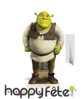 Silhouette en carton de Shrek, taille réelle