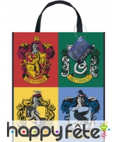 Sac Harry Potter en plastique