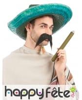 Sombrero mexicain pour adulte, image 1