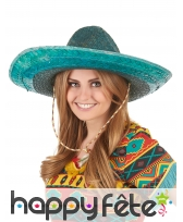 Sombrero mexicain pour adulte, image 2
