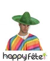 Sombrero mexicain pour adulte, image 3
