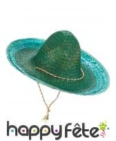 Sombrero mexicain pour adulte, image 4