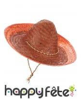 Sombrero mexicain pour adulte, image 5
