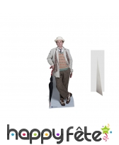 Sylvester Mccoy taille réelle, Doctor who