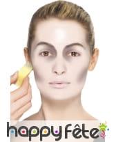 Set maquillage vampire femme, image 2