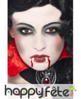 Set maquillage vampire femme