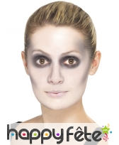 Set maquillage zombie, image 3