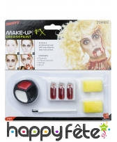 Set maquillage zombie, image 5