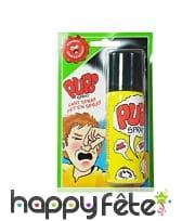 Spray odeur de proute