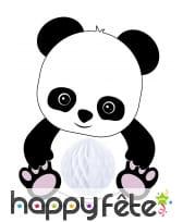Suspension petit bébé panda de 20 cm, image 1