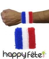 Serre-poignets drapeau Français