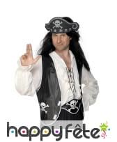 Set pirate noir et blanc, image 5