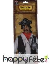 Set pirate noir et blanc, image 1