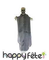Spectre squelette à suspendre de 3,4m