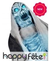 Spectre squelette géant de Halloween 2,4m, image 1