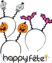 Serre tête halloween