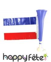 Trompette avec drapeau Français, image 2