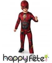 Tenue classique de Flash, Justice League enfant