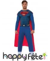Tenue classique de Superman pour homme