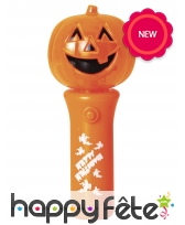 Torche citrouille, spinner pour Halloween, image 1