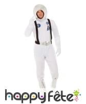 Tenue d'astronaute pour homme