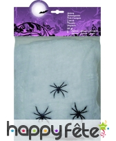 Toile d'araignée et araignées décoratives, image 2