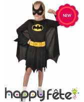 Tenue de Batgirl pour enfant