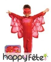 Tenue de Bibou Pyjamasques pour enfant, en coffret