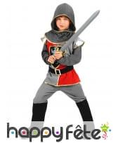 Tenue de chevalier de la renaissance pour enfant, image 1