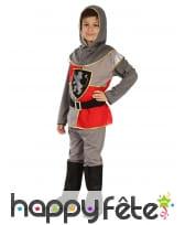 Tenue de chevalier de la renaissance pour enfant, image 2