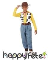 Tenue de cow-boy imprimé vache pour enfant, image 1