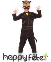 Tenue du chat noir de Miraculous pour enfant