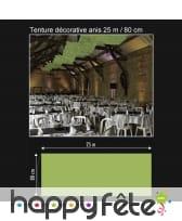 Tenture décorative de 25 m / 80 cm, image 13