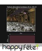 Tenture décorative de 25 m / 80 cm, image 9