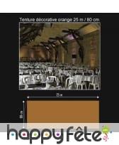 Tenture décorative de 25 m / 80 cm, image 3