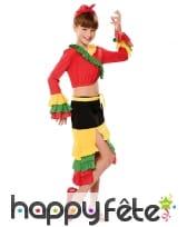 Tenue de danseuse de rumba pour enfant, image 1