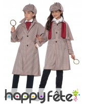 Tenue de détective pour enfant, image 2
