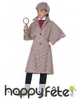 Tenue de détective pour enfant